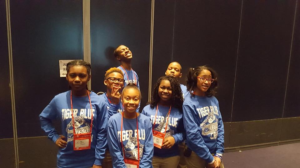 Helping young coders in Memphis